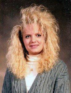 big hair 80's